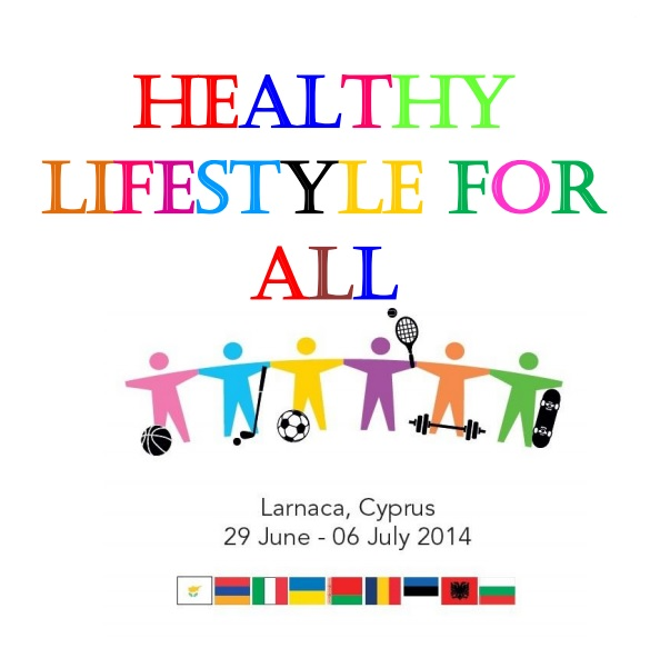 healthy lifestyle for all bg be active