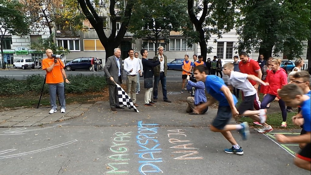 european school sport day bg be active