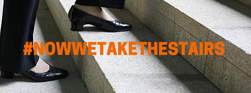 Изберете стълбите вместо асансьора 5 юни No Elevators Day BG Бъди активен