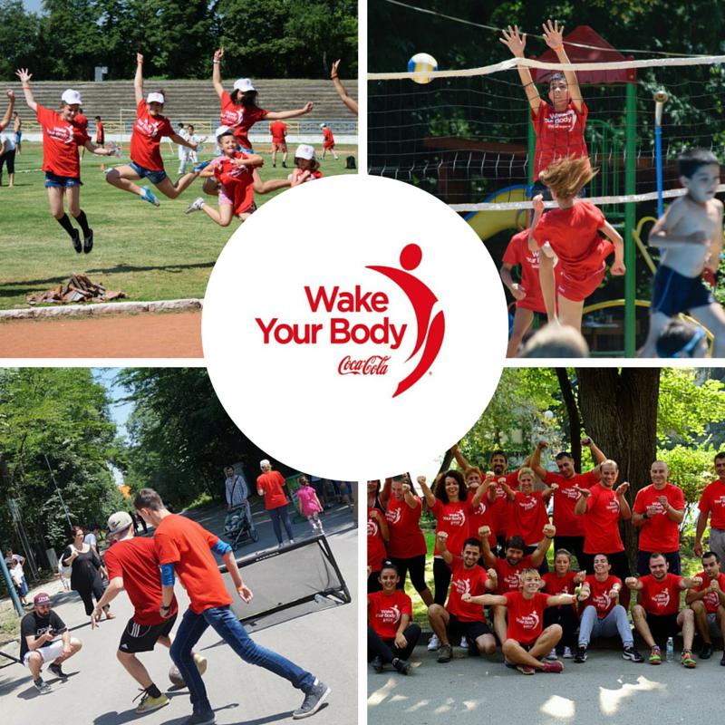 Активна събота е част от платформата Wake Your Body на Coca-Cola. Организатори за България е сдружение BG Бъди активен.