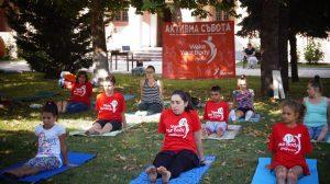 our Body - Активна събота в Димитровград. С подкрепата на Coca-Cola HBC и организатори BG Бъди активен