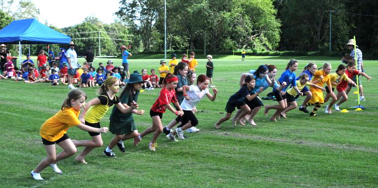 Европейски ден на спорта в училище European school sport day