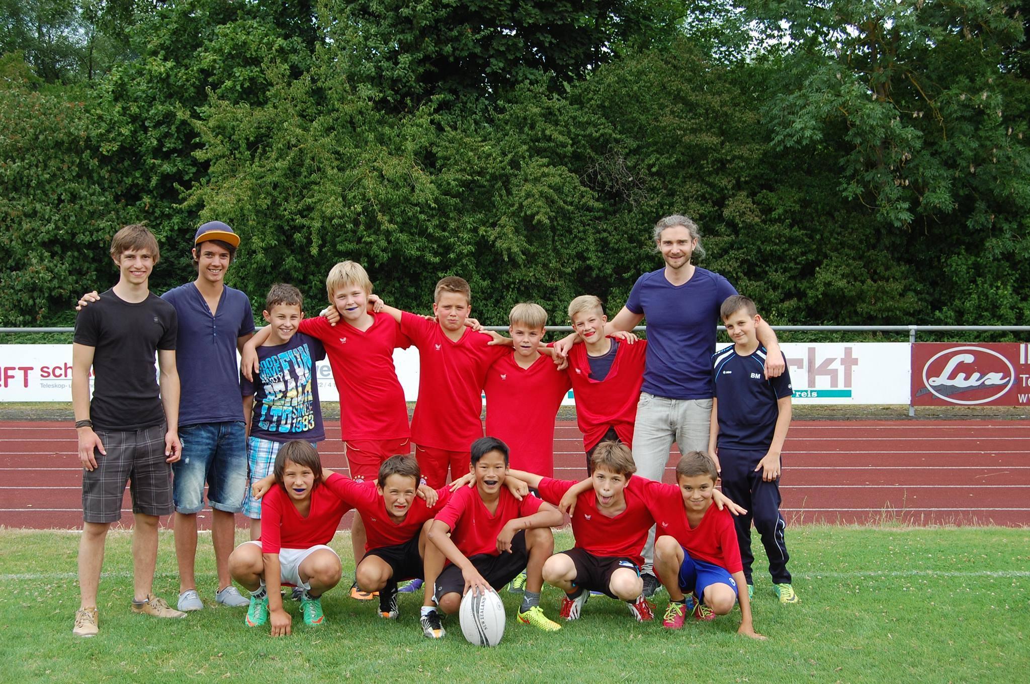 Active schools in Germany