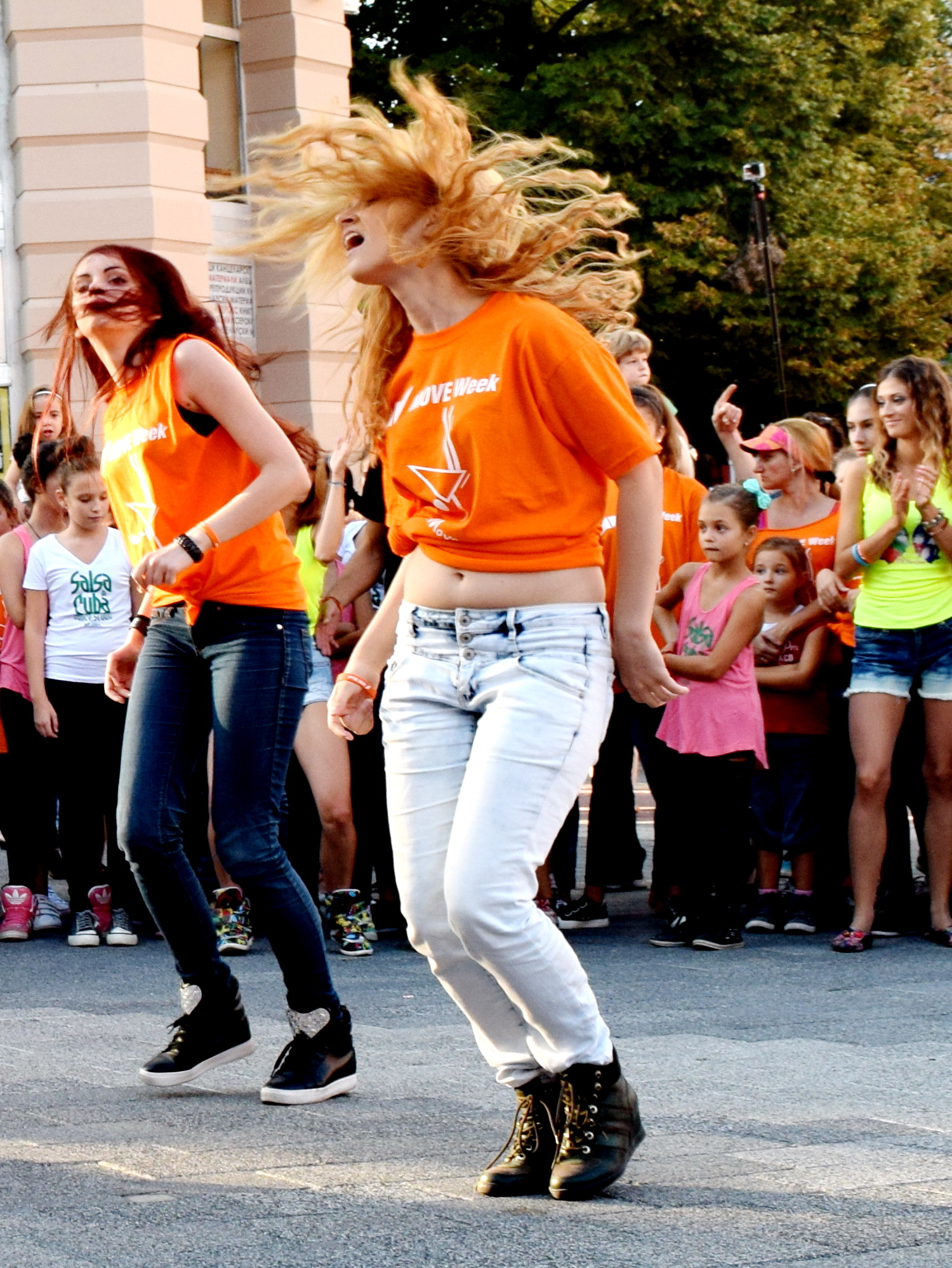 MOVE Week Plovdiv 2015 flashmob