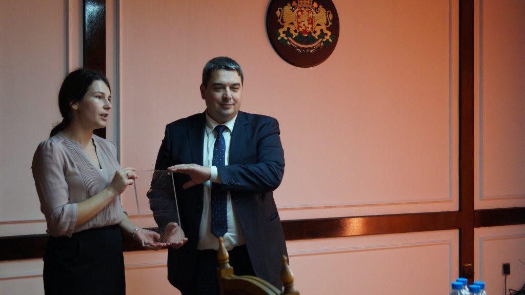 Награда за Най-активна Община, Община Горна Оряховица