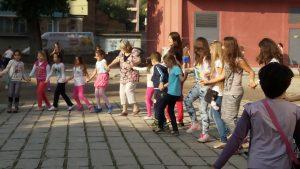 """ОУ """"Кочо Честеменски"""" Пловдив Най-активните училища MOVE Week 2015"""