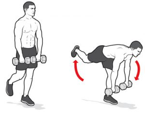 Упражнение за подобряване на стойката