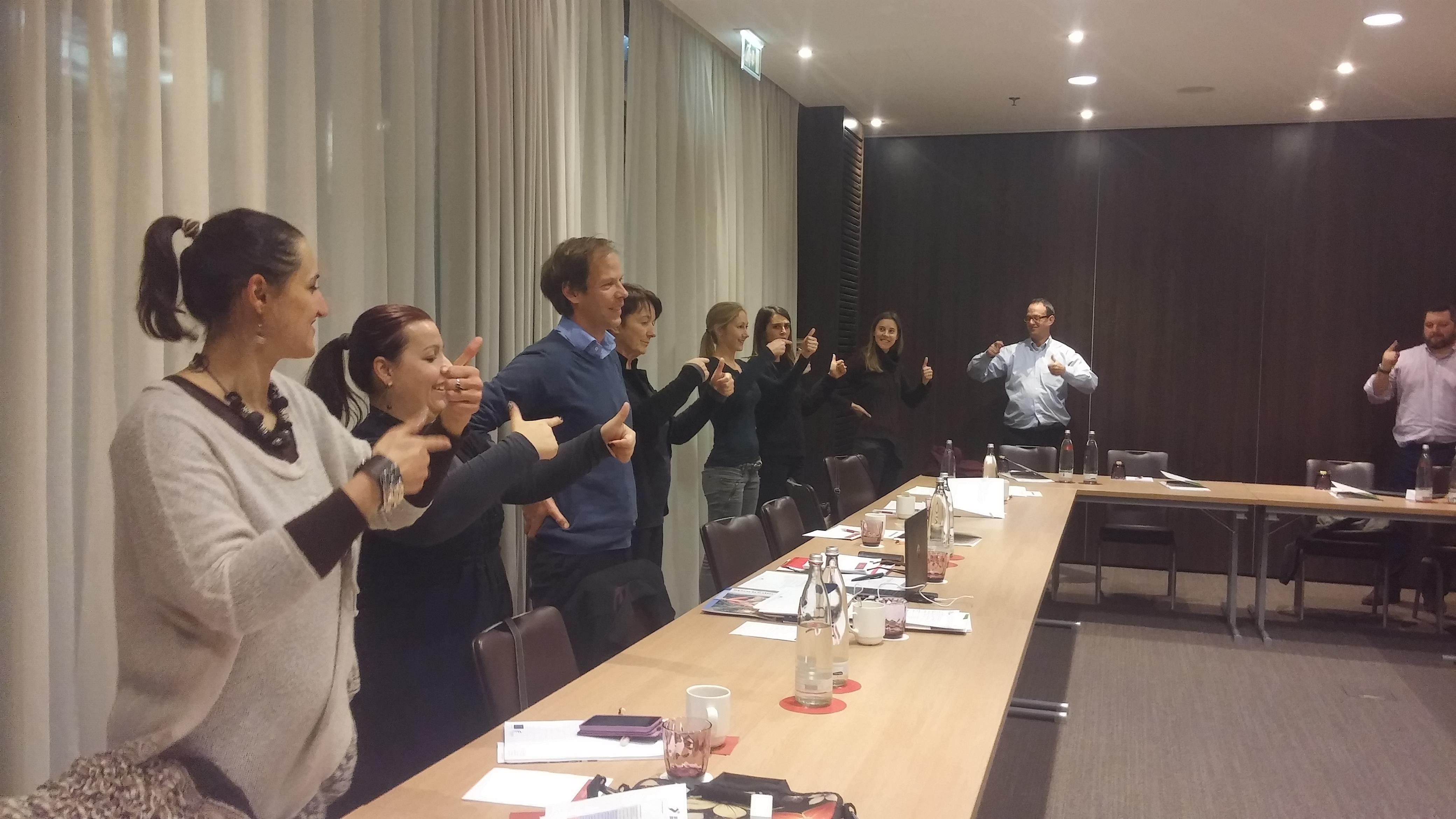 Първа среща на партньорите от проекта Active School Communities в Берлин
