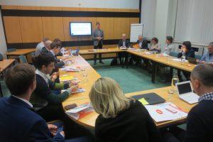 Първата среща по проекта ActiveVoice