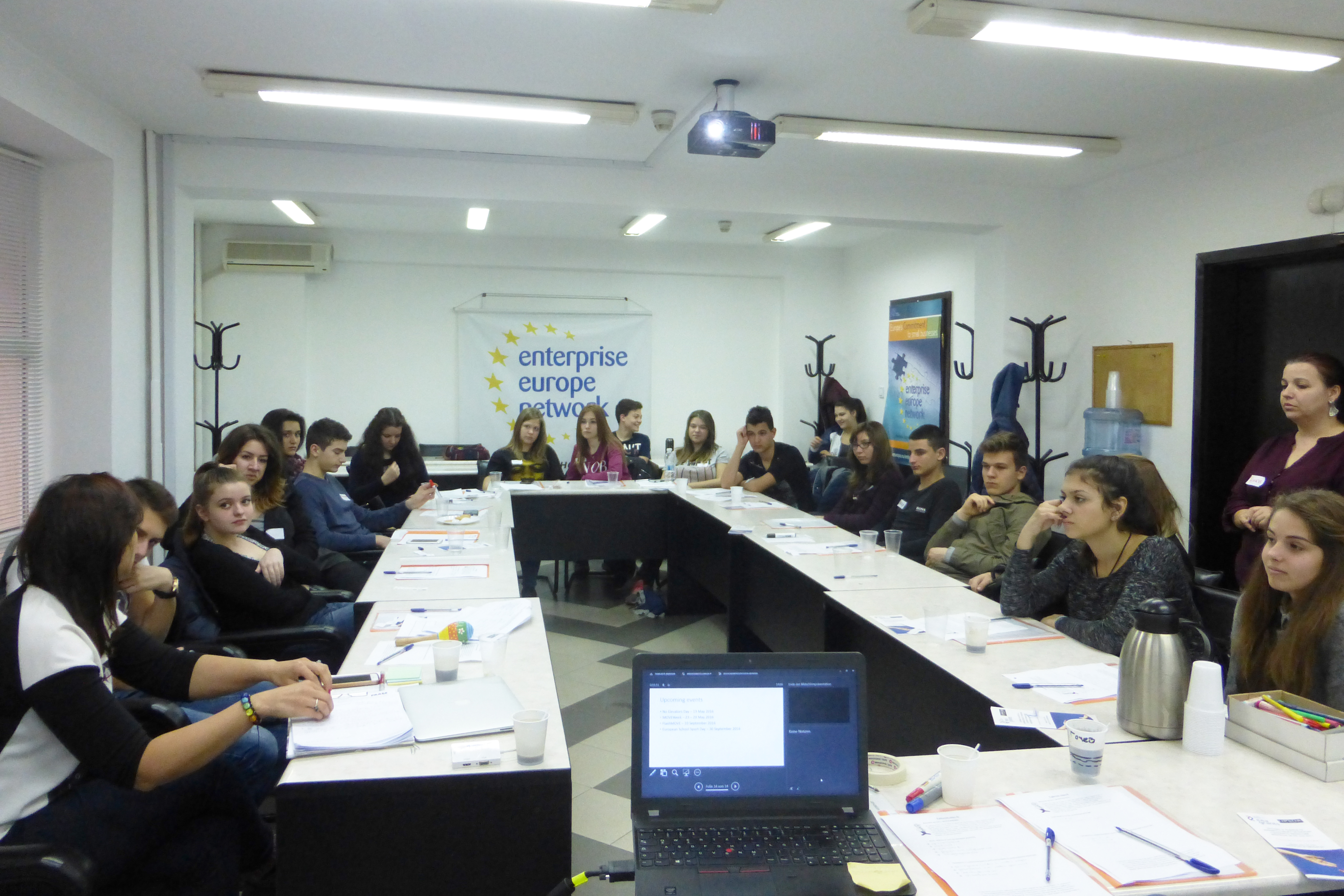 EVS experience training mentorship Bulgaria