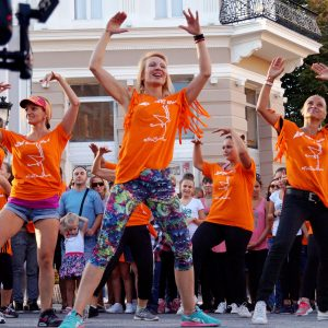 Над 20 отворени тренировки по време на MOVE Weekend  в Пловдив