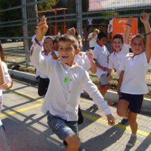 Дискусията като основен елемент в Образование чрез спорт занятията