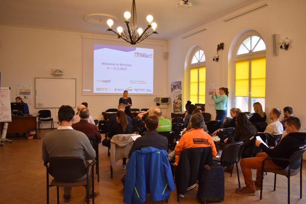 NowWeMove national coordinators meeting
