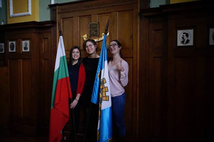 обучение на доброволци в София
