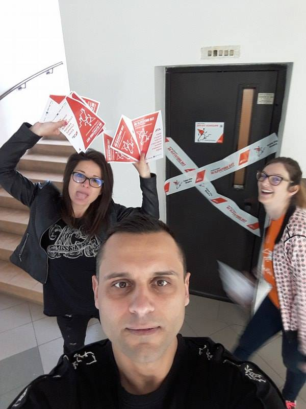 Ден без асансьори 2017