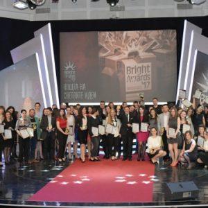 Kампанията NowWeMOVE в награда от комуникационен конкурс BAPRA Bright Awards