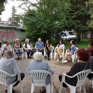Проектът _Място в Берковица ще се бори с паркиралите коли в парка