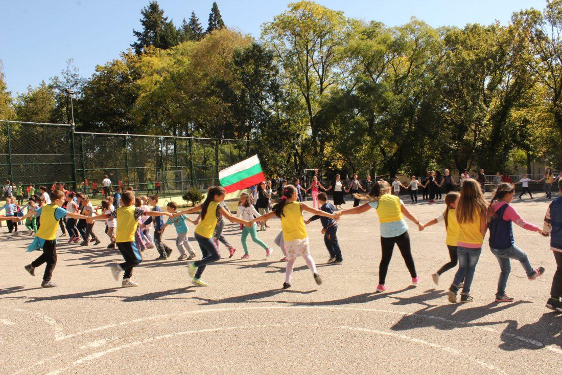 критерии европейски ден на спорта в училище