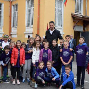 Близо 370 учебни заведения в България станаха част от Европейския ден на спорта в училище