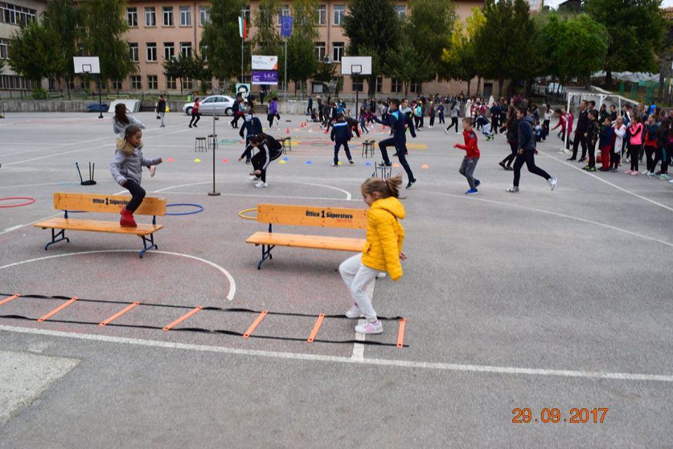 европейски ден на спорта в училище