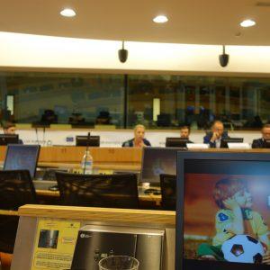 Ласка Ненова представи част от успехите на BG Бъди активен по време на семинар в Брюксел