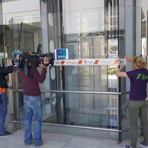 Как да получим медийно внимание за нашия бизнес чрез Ден без асансьори