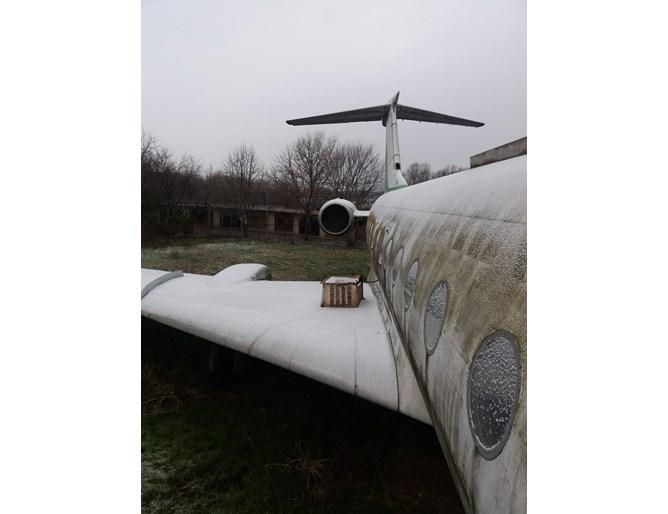 самолет/силистра