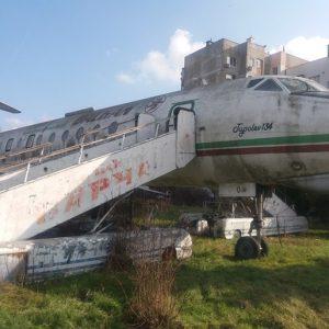 _Място дава крила. Проектът вдъхва живот на стар приземен самолет