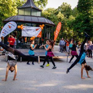 Включете Вашия спортен клуб в MOVE Week Пловдив