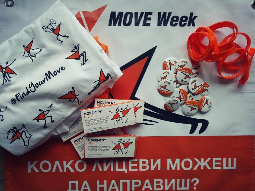 materials moveweek