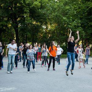 MOVE Week излиза извън центъра на Пловдив, раздвижва хората в кварталните паркове (ПРОГРАМА)