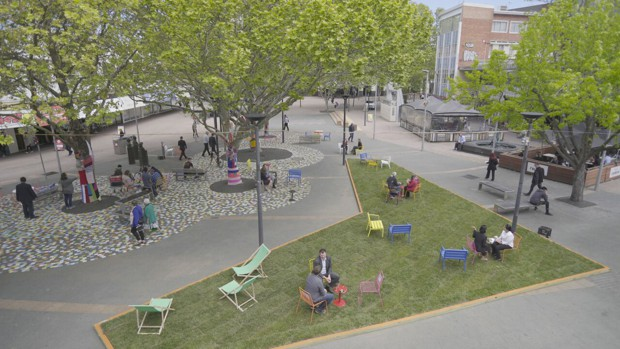 Какви са ползите за града от pop-up парковете?
