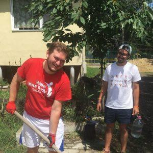 Разкази на доброволци: Как Варна успя да мотивира Влад Федoров