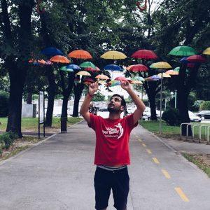 Разкази на доброволци:  Erdinç Ülküsever на път из северна България