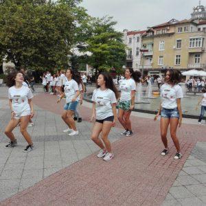 FlashMOVE отново в училищата на Европейски ден на спорта в училище