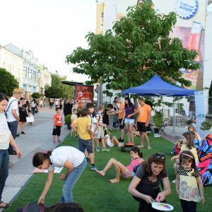 Нашият POP-UP парк става част от фестивала Shake That Хълм този уикенд
