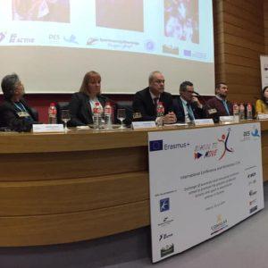БГ Бъди активен взе участие в международна конференция за обмен на добри практики в Испания
