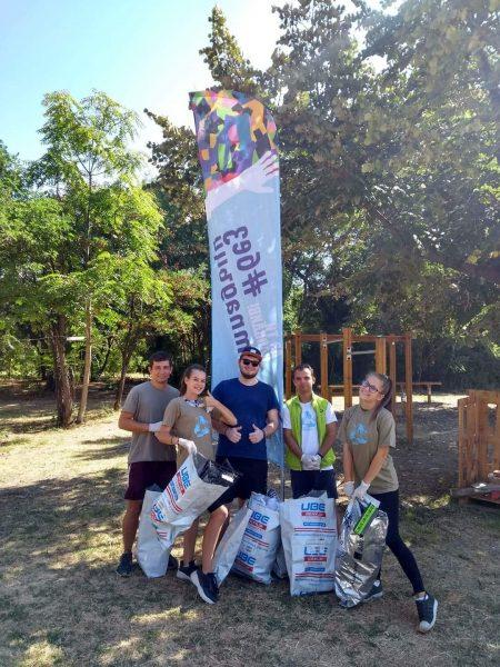 volunteers evs