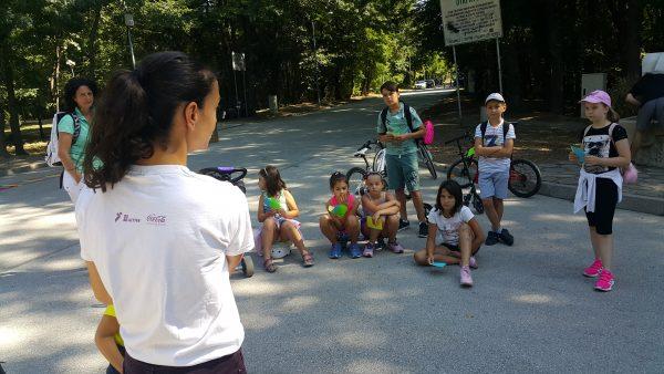 Образователни еко-игри в Лаута